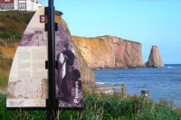 Historical Tour of Percé